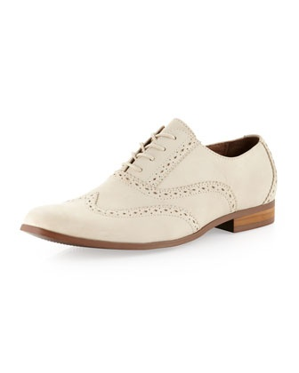 Wing-tip Oxford, Dirty Buck by Penguin at Last Call by Neiman Marcus ...