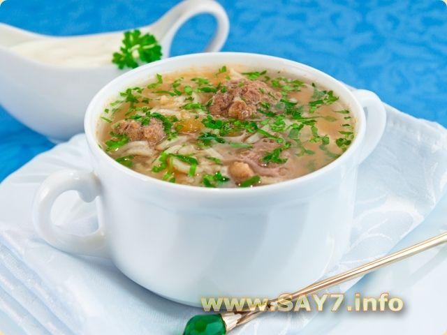 Картинки по запросу суп с фрикадельками