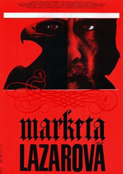 Afbeeldingsresultaat voor Marketa Lazarová (1967)