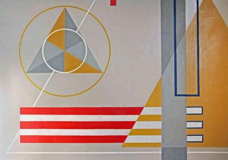 Design grafici ispirati dal movimento Bauhaus