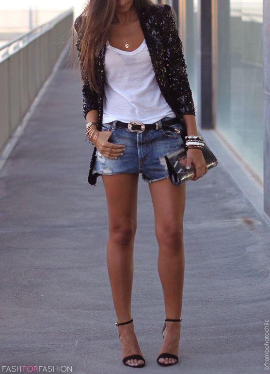 32 best Shorts with Flats or Heels images on Pinterest