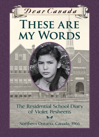 """Violet Pesheen is struggling to adjust to her new life at Residential School. She misses her Grandma; she has run-ins with Cree girls; at her """"white"""" school, everyone just stares; and everything she brought has been taken from her, including her name—she is now just a number. But worst of all, she has a fear."""