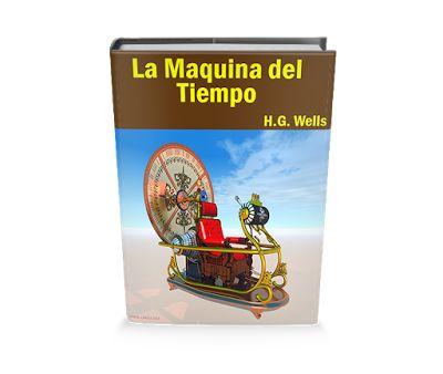 descargar libros pdf gratis La Maquina del tiempo y conoce la vida de HG Wells.