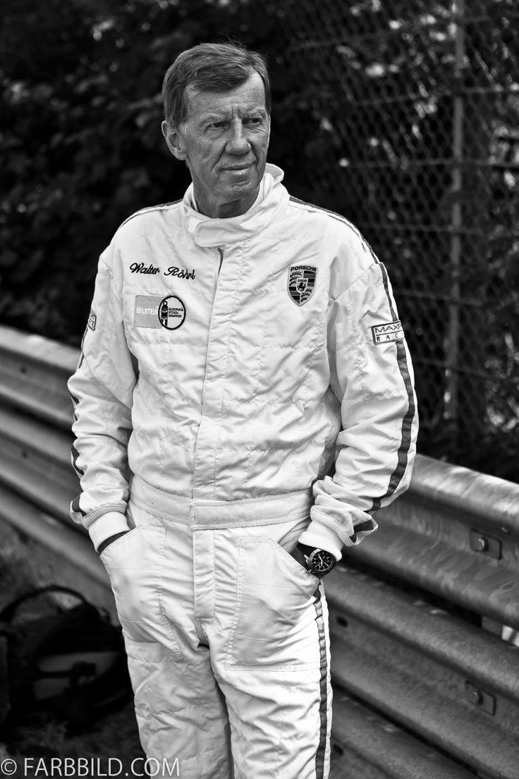 Walter Röhrl @ Nürburgring