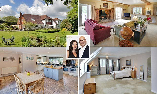 Masterchef's Gregg Wallace buys £1million five-bedroom country home