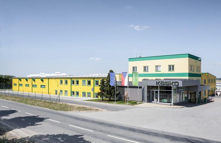 Výrobní hala a školicí středisko www.navlacil.cz