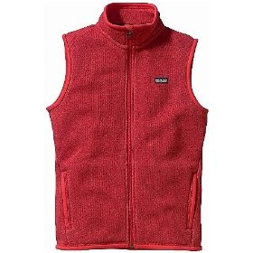 Patagonia Women S Better Sweater Vest Can They Please