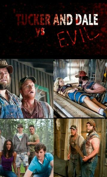 41 best TUCKER AND DALE VS EVIL images on Pinterest ... - photo#27