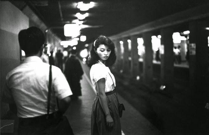 Van der Elsken - Σπουδαίος Ολλανδός Φωτογράφος