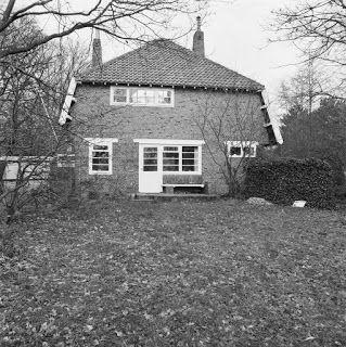 """""""De Vlerken"""" - Charley Toorops Haus in Bergen aan Zee"""