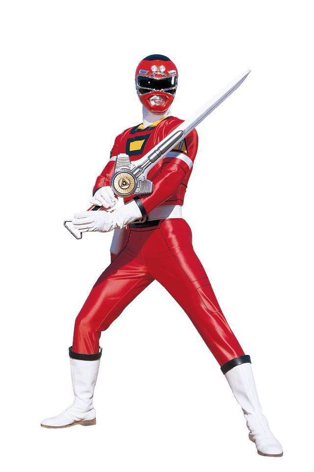 Power Rangers Turbo - Red Ranger