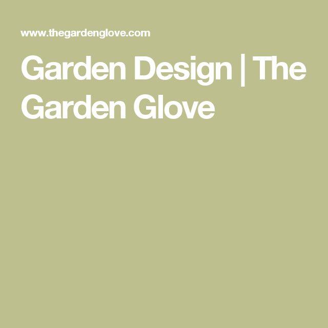 Garden Design   The Garden Glove