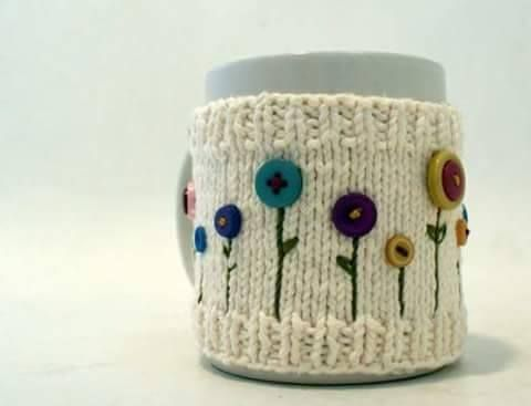 Mug Sweater Knitting Pattern : 323 best images about Crochet Xmas-Diagrams and Ideas on Pinterest Christma...