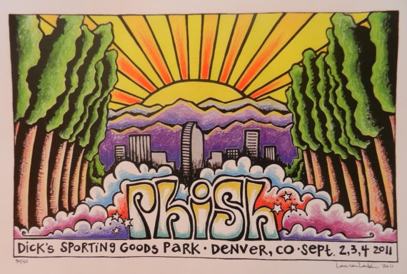 Phish <3 by yours truly <3