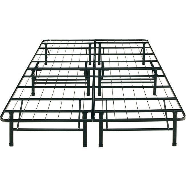 Details About Metal Platform Bed Frame In Twin Full Queen King And California Xl New