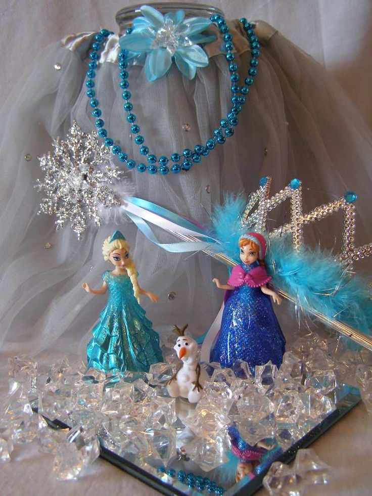 Frozen Birthday Party Decorations See More Party Planning Ideas At CatchMyPa