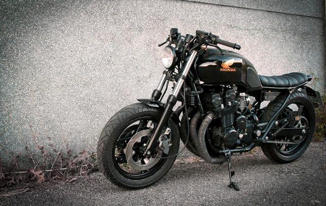 ϟ Hell Kustom ϟ: Honda CBX750 By Tarmac Custom Motorcycles