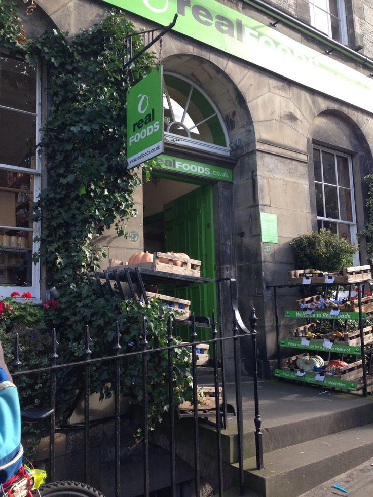 Real Foods, Edinburgh