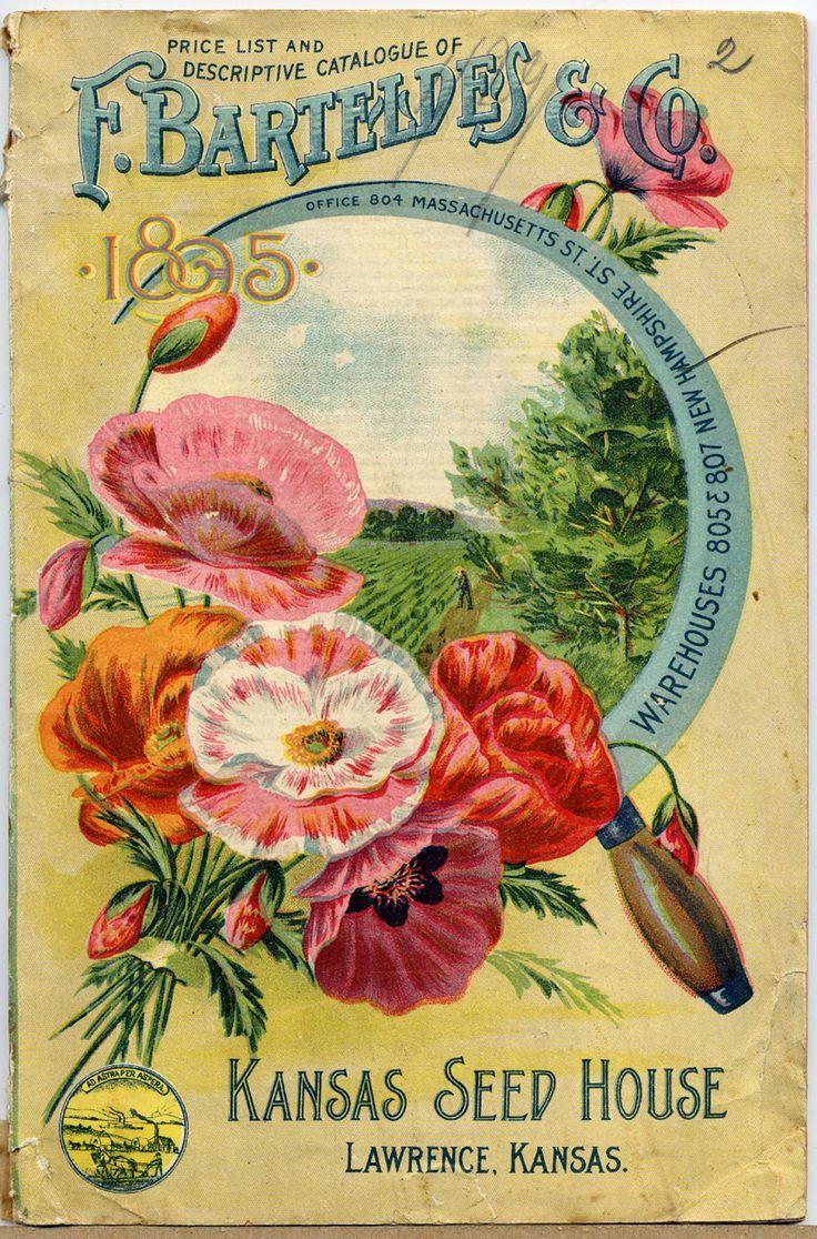 F. Bartelde's Kansas Seed House Catalog.