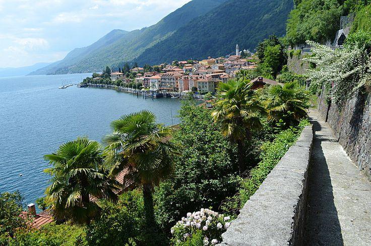 Walking in the Italian Lakes
