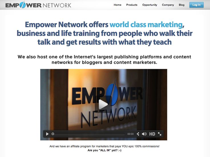 Hello Dear Friends just go through.You may be interested!!  Empower Network: Company
