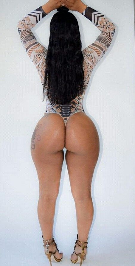 sexy ass black girl