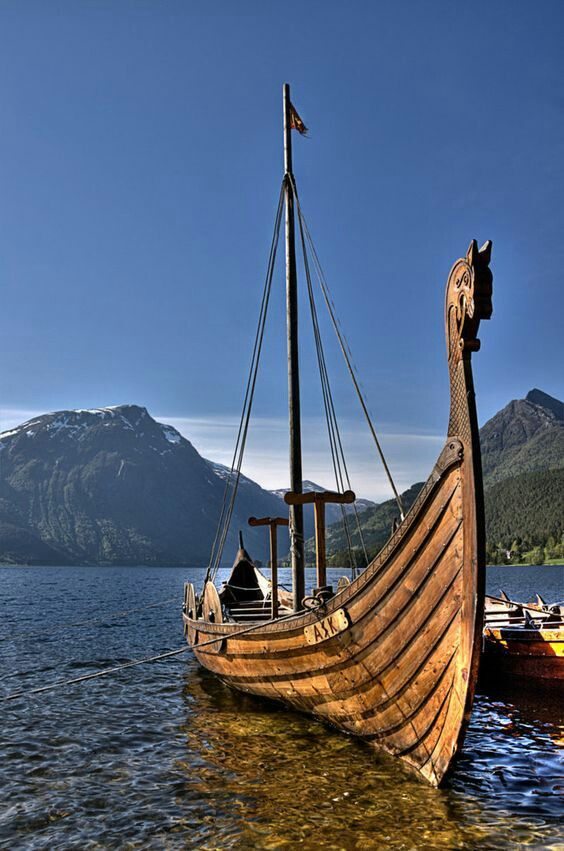 241 best images about viking style boat plans on Pinterest ...