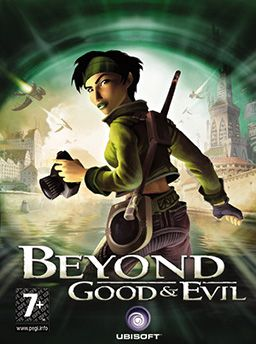 http://en.wikipedia.org/wiki/Beyond_Good_%26_Evil_(video_game)