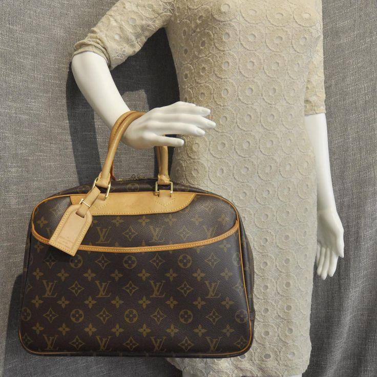 Fashionphile - LOUIS VUITTON Monogram Deauville