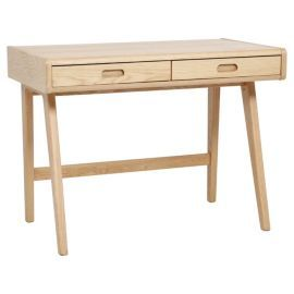Buy Stockholm Dressing Table/ Desk - Solid Oak from our Office Desks & Tables range - Tesco