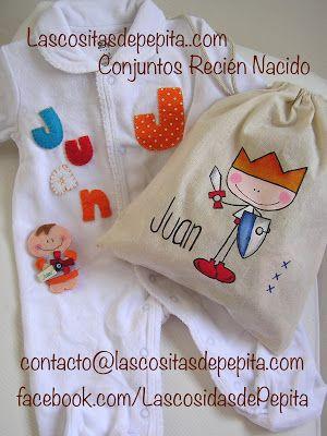 Las cositas de Pepita: Canastillas Para Bebes