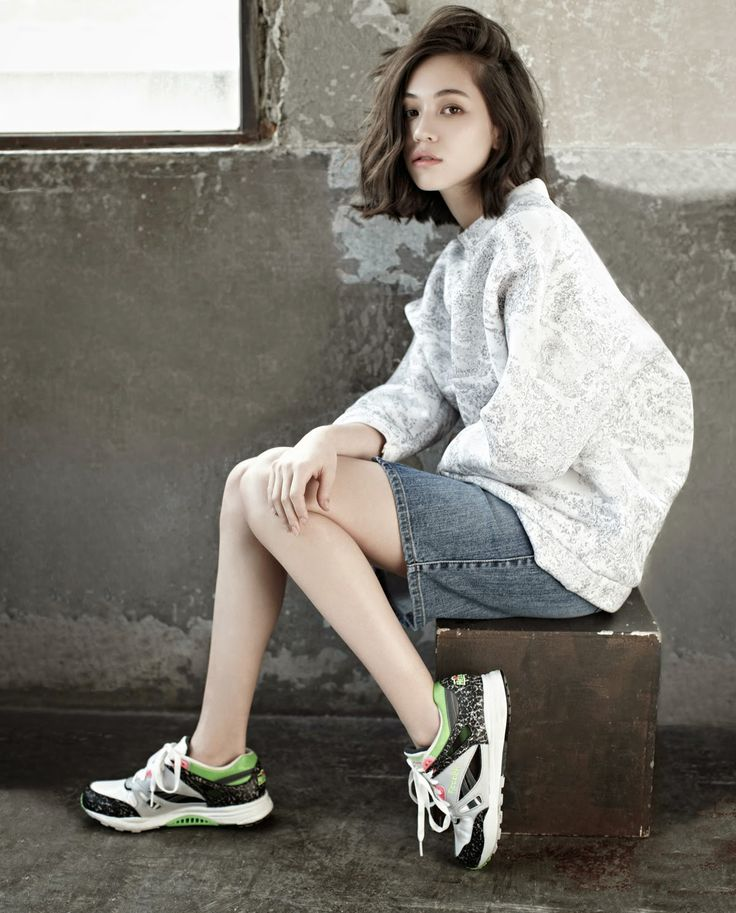 Kiko Mizuhara - Nylon Magazine May Issue '15