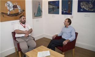 Winchester City Council's free advisory service for arts practitioners based in the Winchester area has now been extended due to popular demand to include surgery sessions in the city's popular ArtCafé in Jewry Street.