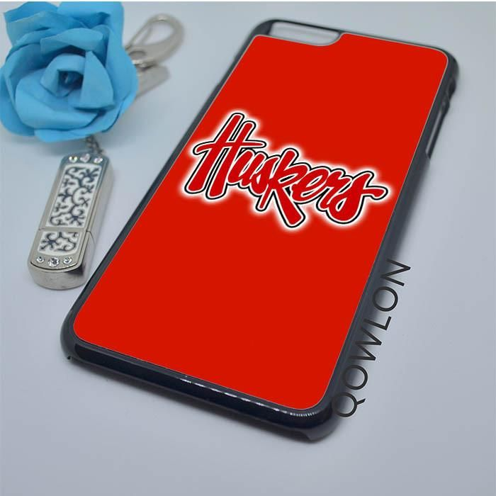 Nebraska Cornhuskers Red iPhone 6 Plus | 6S Plus Case