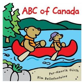 ABC Book of Canada | Canada Day Party
