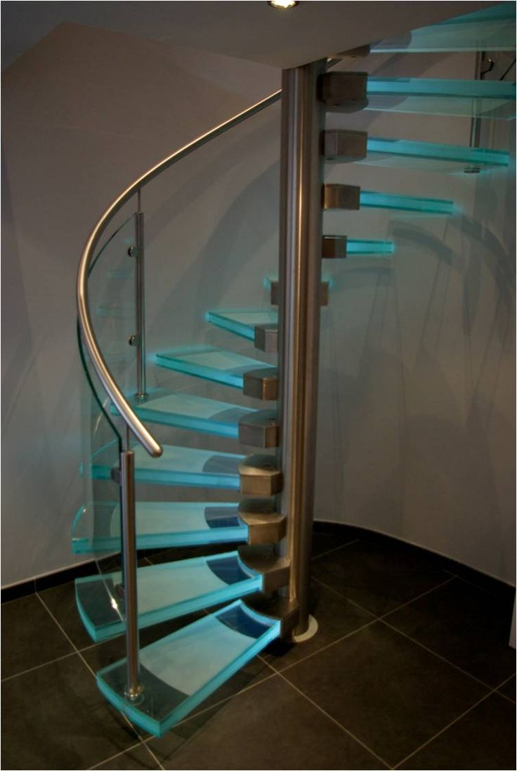 17 best ideas about escalier en verre on pinterest verre design rampe en v - Rampe escalier cable acier ...