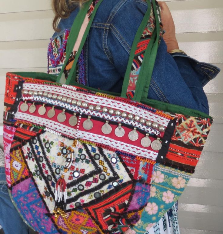 A gyspy day ahead.  Complete the look with our handmade tribal denim jackets and Kuchi Gypsy Life Totes. www.seacirucscollections.com