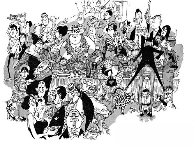 Mario Miranda Goan Cartoonist