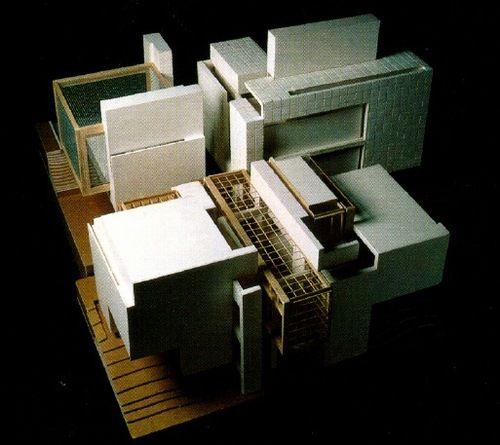 peter eisenman - house X - 1975