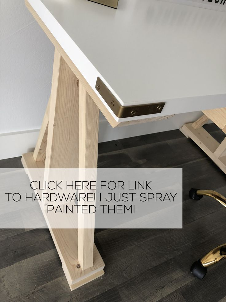 Diy Rustic Modern Writing Desk For 80 Writing Desk Modern Diy Desk Accessories Woodworking Projects That Sell