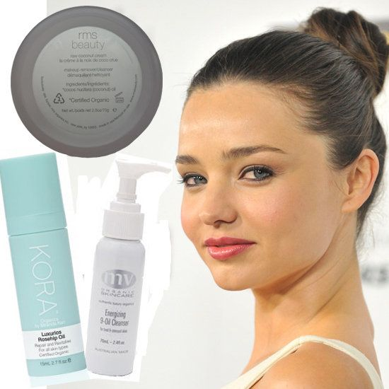 Australian Best Natural Skincare Products Celebrities by Miranda Kerr