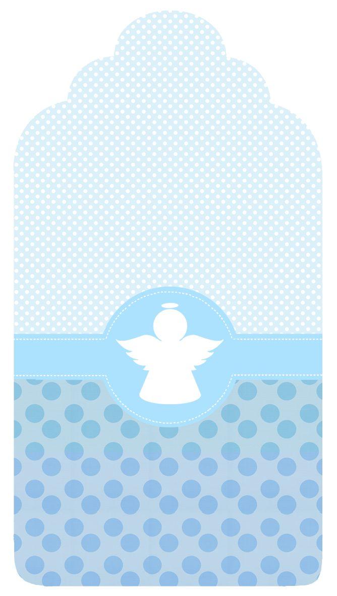 Montando minha festa: Batizado azul