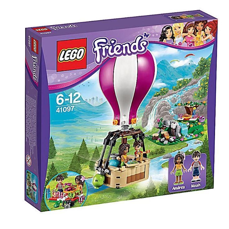 LEGO® 41097 Friends - Heatlake Heissluftballon