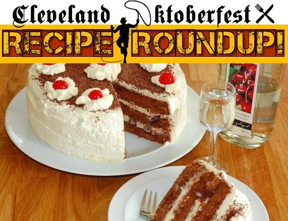 """In Germany you'll find many different delicious cakes. This recipe """"takes the cake"""" – literally!"""