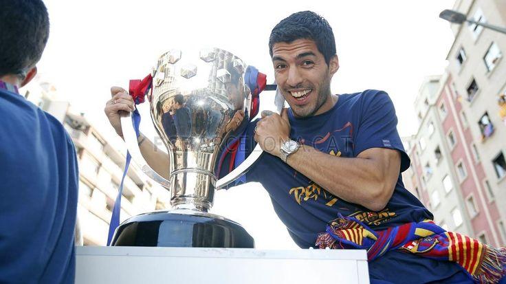Luis Suárez #LuisSuarez #FansFCB #FCBarcelona #SuarezFCB #Football #9 #FCB #CampionsFCB #FCBWorld