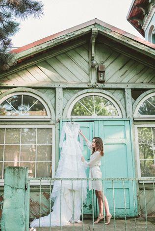 Винтажное платье американской невесты начала 20-х годов - The-wedding.ru