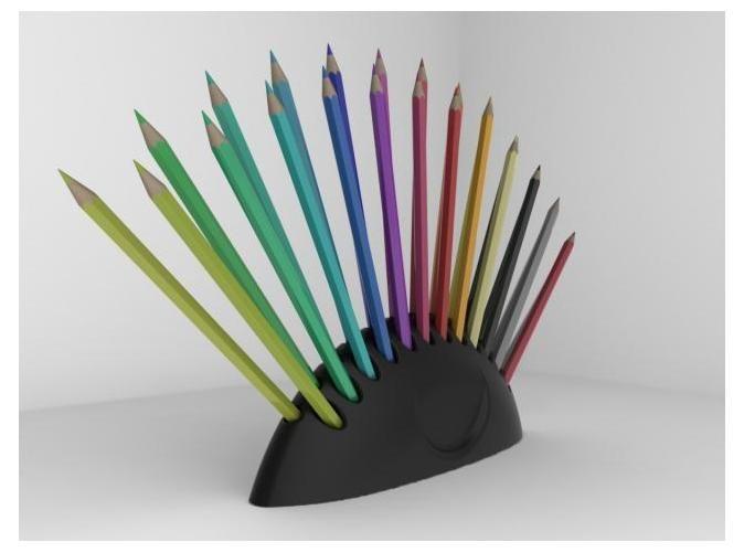 29 best Pen & Pencil Holder images on Pinterest   Pencil ...