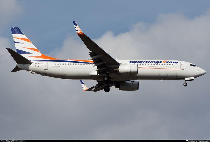 OK-TVX SmartWings Boeing 737-8Z9(WL)