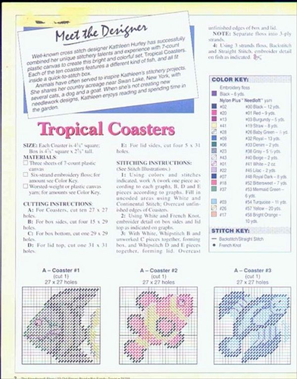 TROPICAL COASTERS 2