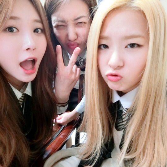 ISAC update: SeulRa is back! - Random - OneHallyu